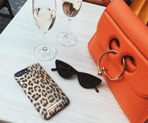 fashion, summer, and champagne image