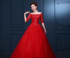 vestido rojo image