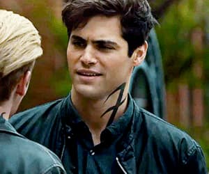 funny face, alec lightwood, and dominic sherwood image