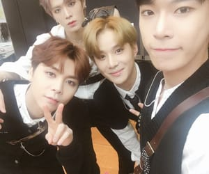 idols, nct 127, and johnny image