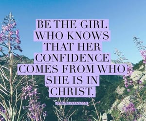 be and confidence image