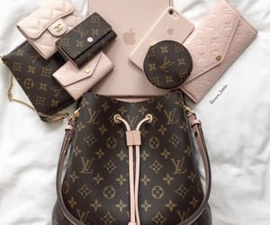 chanel, Louis Vuitton, and ipad image