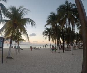 beach, enjoy, and Hot image