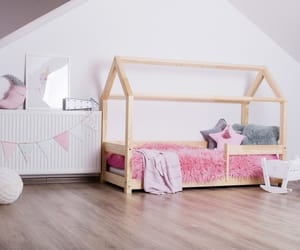 baby room, bed, and children image