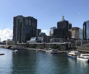 australia, harbor, and ships image