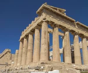 acropolis, Athens, and Greece image