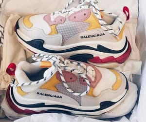 shoes, sneakers, and Balenciaga image