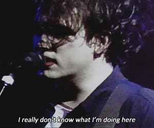 gif, robert smith, and the cure image