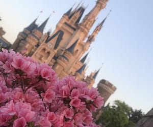 beautiful, ピンク, and disney image