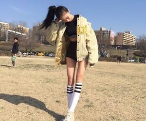 fashion, korean, and tumblr image