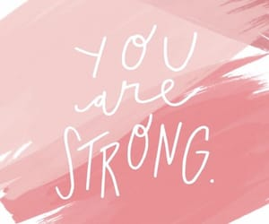wallpaper, pink, and strong image