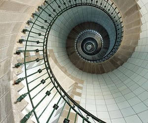 artistic, colors, and spiral stairs image