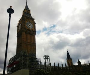 aesthetic, Big Ben, and london image
