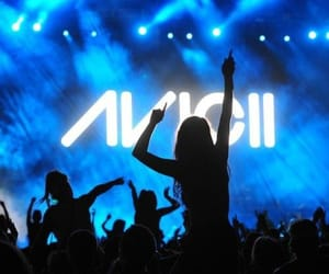 avicii, music, and concert image