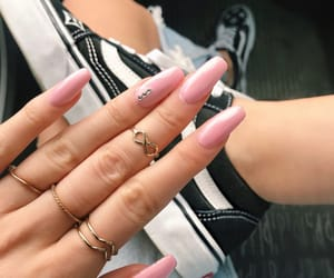 nail art, tumblr+instagram, and nail inspo image