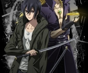 Action, supernatural, and anime image