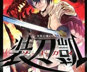 horror, manga, and supernatural image