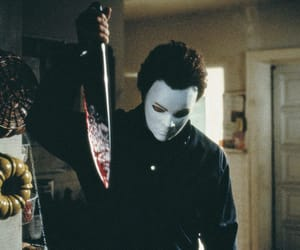 Halloween, horror, and movie image