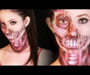 blood, body paint, and costume image