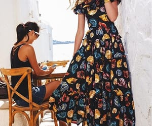 dress, fashion, and Greece image