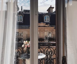 paris, travel, and view image