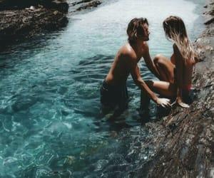 adventure, love, and beach image