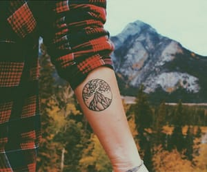arm, lower arm tattoo, and arm tattoo image