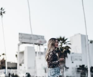 fashion, los angeles, and fashion blogger image