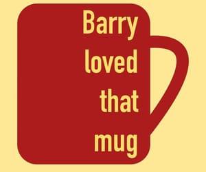 funny, mug, and quote image