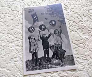 children, etsy, and paper ephemera image