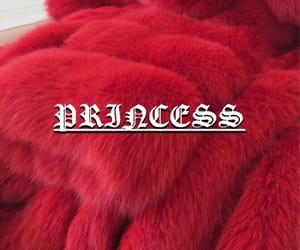 princess, fur, and background image