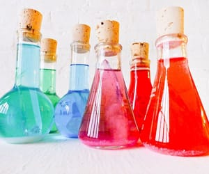 aesthetic, chemistry, and colorful image