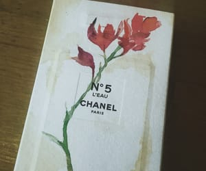 aesthetic, chanel, and flower image