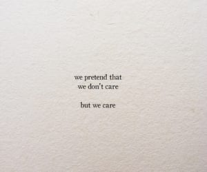 quotes, words, and care image