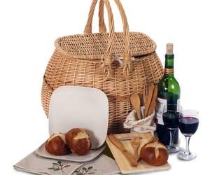 food, overlay, and picnic image