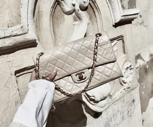 chanel, fashion, and purse image