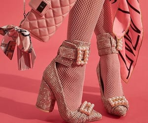 heels, shoes, and nasty gal image