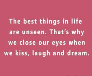 dr suess, best things in life, and kiss laugh dream image