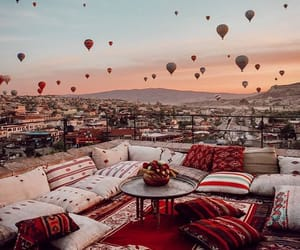 cappadocia, travel, and turkey image
