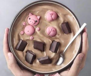 chocolate, delicioso, and cute image