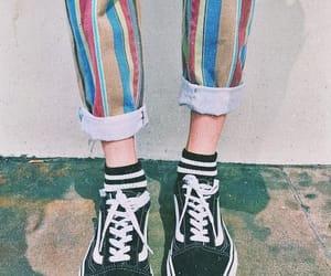 fashion, vans, and tumblr image