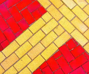 bricks, colors, and primary image