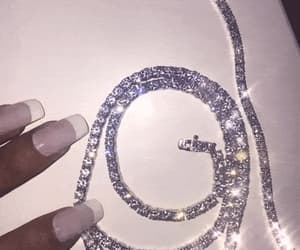 gif, diamond, and nails image