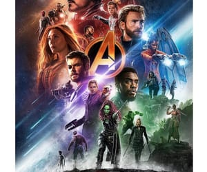 Avengers, black panther, and thor image