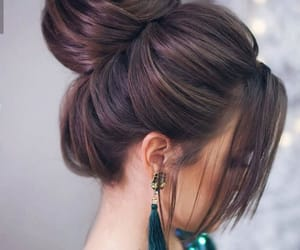 girls, hair, and بُنَاتّ image
