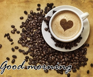 coffe and good mornings image
