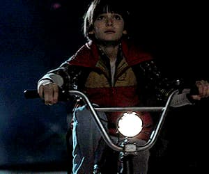 gif, reactions, and stranger things image