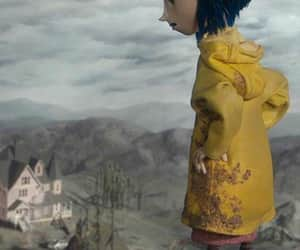 coraline and wallpaper image
