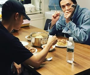 exo, sehun, and d.o image