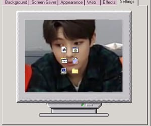 aesthetic, computer, and desktop image